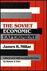 SOVIET ECONOMIC EXPERIMNTMillar, James R. - Product Image