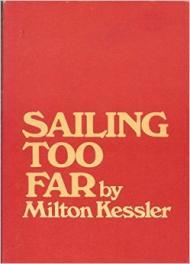 Sailing Too Far: PoemsKessler, Milton - Product Image