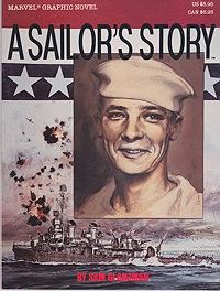 Sailor's Story, AGlanzman, Sam, Illust. by: Sam  Glanzman - Product Image