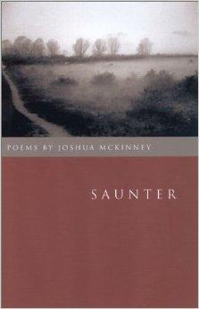 Saunter (The Contemporary Poetry Series)McKinney, Joshua - Product Image