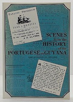 Scenes from the History of the Portuguese in GuyanaMenezes, Mary Noel - Product Image