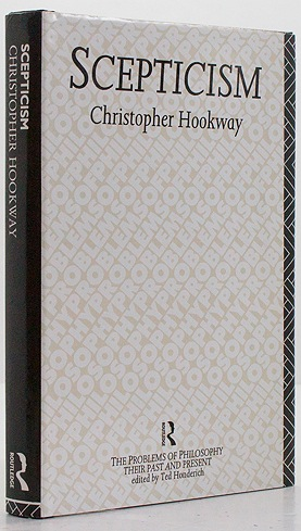 ScepticismHookway, Christopher - Product Image