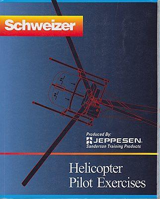 Schweizer Helicopter Pilot ExercisesJeppesen Sanderson - Product Image