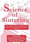 Science of Sintering: New Directions for Materials Processing and Microstructural ControlIII, H. Palmour - Product Image