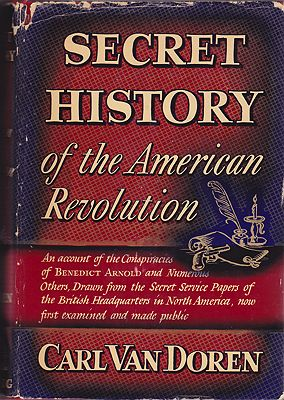 Secret History of the American Revolution (SIGNED)Van Doren, Carl  - Product Image