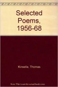 Selected Poems 1956-1968Kinsella, Thomas - Product Image