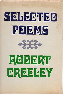 Selected PoemsCreeley, Robert  - Product Image
