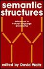 Semantic StructuresWaltz, David L. - Product Image