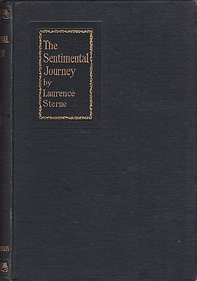 Sentimental Journey through France and Italy, ASterne, Laurence, Illust. by: T.H.  Robinson - Product Image