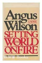 Setting the World on FireWilson, Angus - Product Image