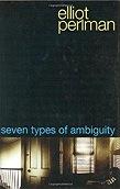Seven Types of AmbiguityPerlman, Elliot - Product Image