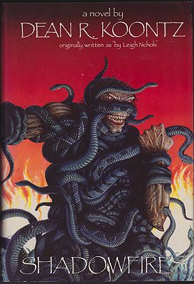 ShadowfiresKoontz, Dean R. , Illust. by: Phil   Parks - Product Image
