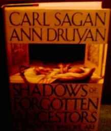 Shadows of Forgotten Ancestors: A Search for Who We AreSagan, Carl - Product Image