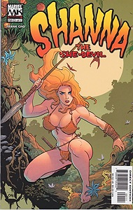 Shanna: The She-Devil (7 Issues)Cho, Frank, Illust. by: Frank  Cho - Product Image
