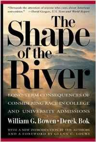 Shape of the River, The: Long-Term Consequences of Considering Race in College and University AdmissionsBok, Derek - Product Image