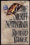 Sheriff of Nottingham, The Kluger, Richard - Product Image