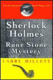 Sherlock Holmes and the Rune Stone MysteryMillett, Larry - Product Image