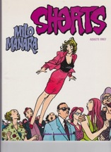ShortsManara, Milo , Illust. by: Milo Manara - Product Image