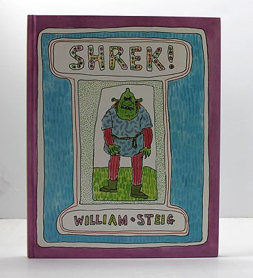 Shrek!Steig, William - Product Image