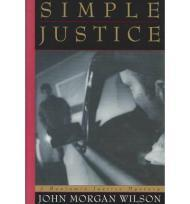 Simple JusticeWilson, John Morgan - Product Image