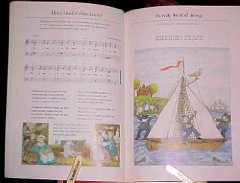 Singing Bee: A Collection of Favorite Children's SongsHart, Jane (Compiler), Illust. by: Anita Lobel - Product Image