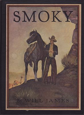 Smoky: The Cow HorseJames, Will, Illust. by: Will  James - Product Image