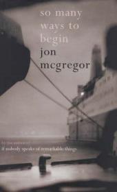 So Many Ways to BeginMcGregor, Jon - Product Image