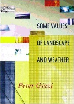 Some Values of Landscape and Weather (Wesleyan Poetry Series)Gizzi, Peter - Product Image