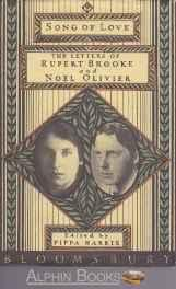 Song of Love: The Letters of Rupert Brooke and Noel OlivierBrooke, Rupert - Product Image