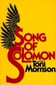 Song of SolomonMorrison, Toni - Product Image