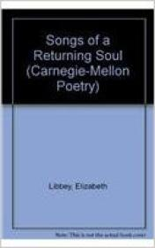 Songs of a Returning Soul: PoemsLibbey, Elizabeth - Product Image
