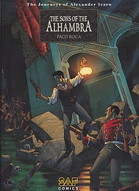Sons of the Alhambra, The  (The Journeys of Alexander Icaro) Roca, Paco - Product Image