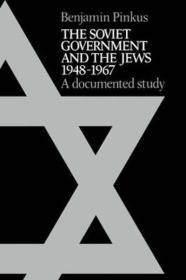 Soviet Government and the Jews 1948-1967, The : A Documented StudyPinkus, Benjamin - Product Image