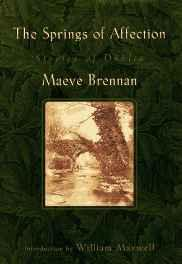 Springs of Affection, The: Stories of DublinBrennan, Maeve - Product Image