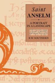 St. Anselm: A Portrait in a LandscapeSouthern, Richard W. - Product Image