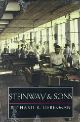 Steinway and SonsLieberman, Richard K. - Product Image