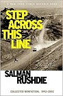 Step Across This Line : Collected Nonfiction, 1992-2002Rushdie, Salman - Product Image