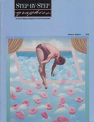 Step-By-Step Graphics - Vol. 2 No. 4- July/August 1986Alberto Vargas, Mort Walker, Wilson McLean - Product Image