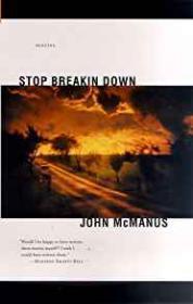 Stop Breakin Down McManus, John - Product Image