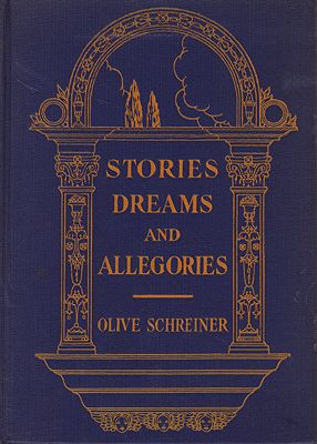 Stories, Dreams and AllegoriesSchreiner, Olive - Product Image