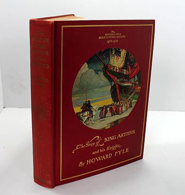 Story of King Arthur and His Knights, ThePyle, Howard, Illust. by: W.J. Aylward, Howard Pyle - Product Image