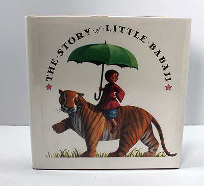 Story of Little Babaji, TheBannerman, Helen, Illust. by: Fred Marcellino - Product Image