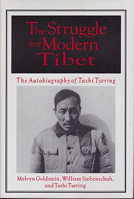 Struggle for Modern Tibet, The: The Autobiography of Tashi TseringGoldstein, Melvyn and William Siebenschuh with Tashi Tsering - Product Image