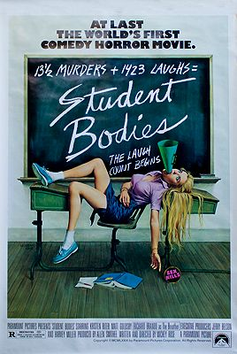 Student Bodies (MOVIE POSTER)N/A - Product Image