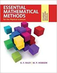 Student Solution Manual for Essential Mathematical Methods for the Physical SciencesRiley, K. F. - Product Image