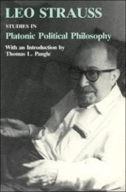 Studies in Platonic Political PhilosophyStrauss, Leo - Product Image