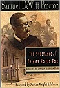 Substance of Things Hoped For, TheProctor, Samuel DeWitt - Product Image