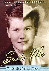 Suits Me: The Double Life of Billy TiptonMiddlebrook, Diane Wood - Product Image