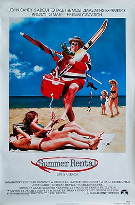 Summer Rental (MOVIE POSTER)N/A - Product Image