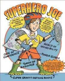 Superhero JoeWeitzman, Jacqueline Preiss, Illust. by: Ron Barrett - Product Image